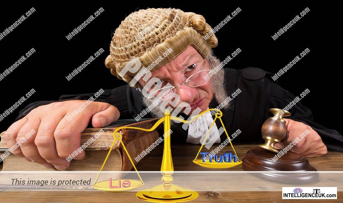 Corrupt UK courts