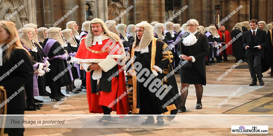 UK corruption - UK Judges are a fraud - Robert Buckland QC MP - Lord Chancellor & Lord Chief Justice