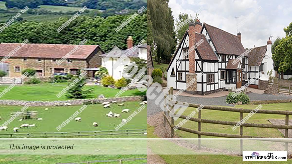 Netherley Hall Estate - Malvern - Sir Geoffrey Vos - Master of the Rolls