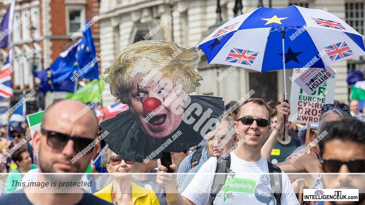 Corrupt UK Government - Boris Johnson corruption