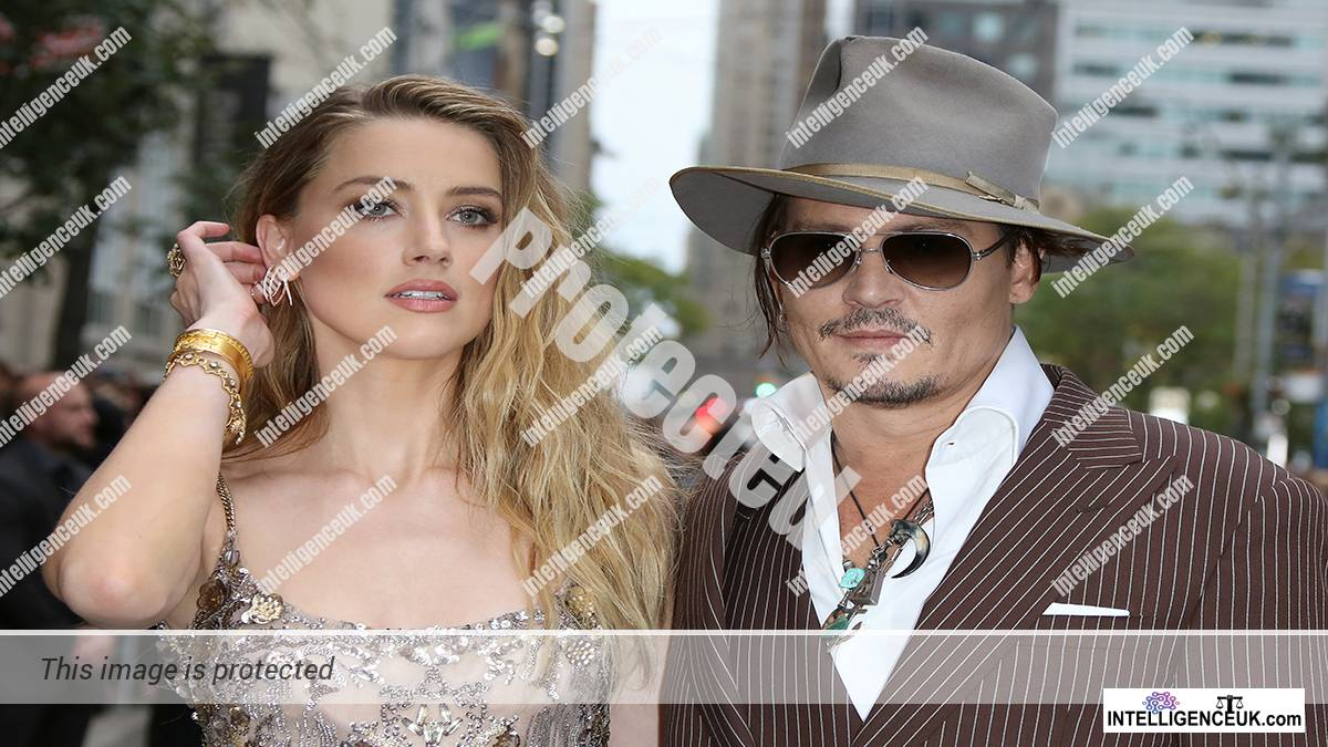 Johnny Depp and Amber Heard legal case in London and USA. Johhny Depp v Sun newspaper