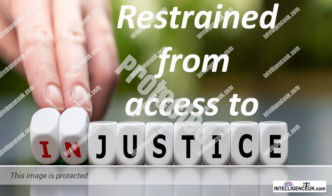 Civil Restraint orders - Misuse of law around restraint orders