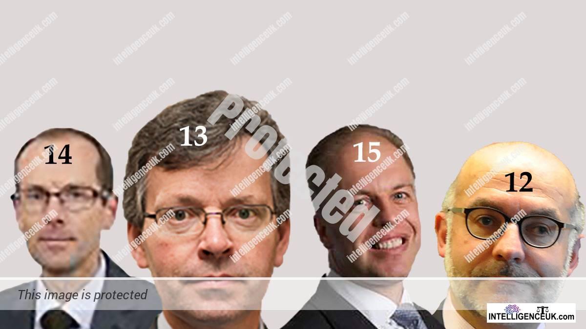 Judicial corruption. Corrupt judges