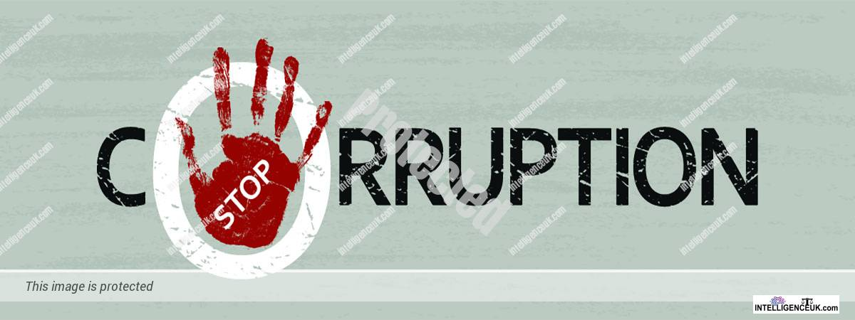 Stop corruption - Support us by making a donation to our private anti-corruption fund