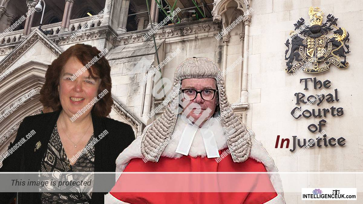 Government Legal Department. UK corruption: Mr Justice Swift & Lady Justice Andrews. Suheera Abdulkadir.