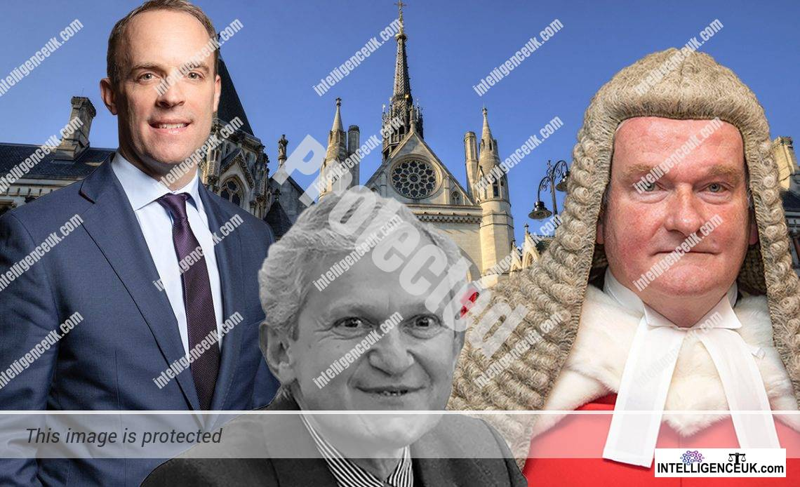 Judicial corruption